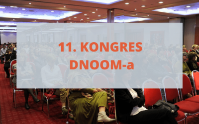 PRELIMINARNI PROGRAM XI KONGRESA DNOOM