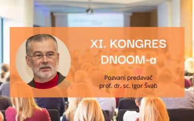 Pozvani predavač prof. dr. sc. Igor Švab, Administriranje u medicini: uzroci i posljedice