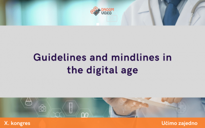 Guidelines and mindlines in the digital age