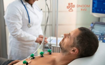 Kviz: Klinički primjeri s upotrebom EKGa