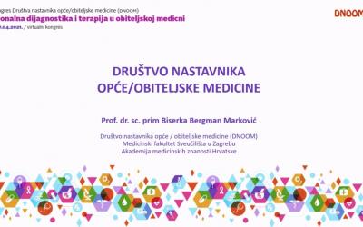 XII kongres: Uvodno predavanje; prof. dr. sc. Biserka Bergman Marković